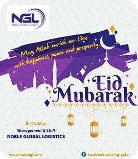 NGL - Noble Global Logistics   Qatar